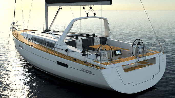 Beneteau Oceanis 41, 45 and 48 - The Oceanis spirit becomes ever greater 7