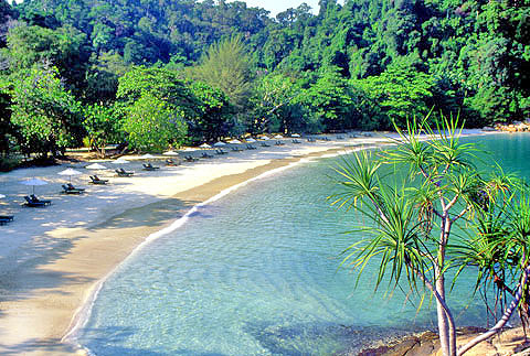 Emerald Bay at Pangkor Laut Resort