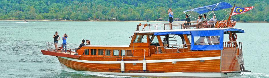 Pangkor Laut Resorts very own Oriental Junk
