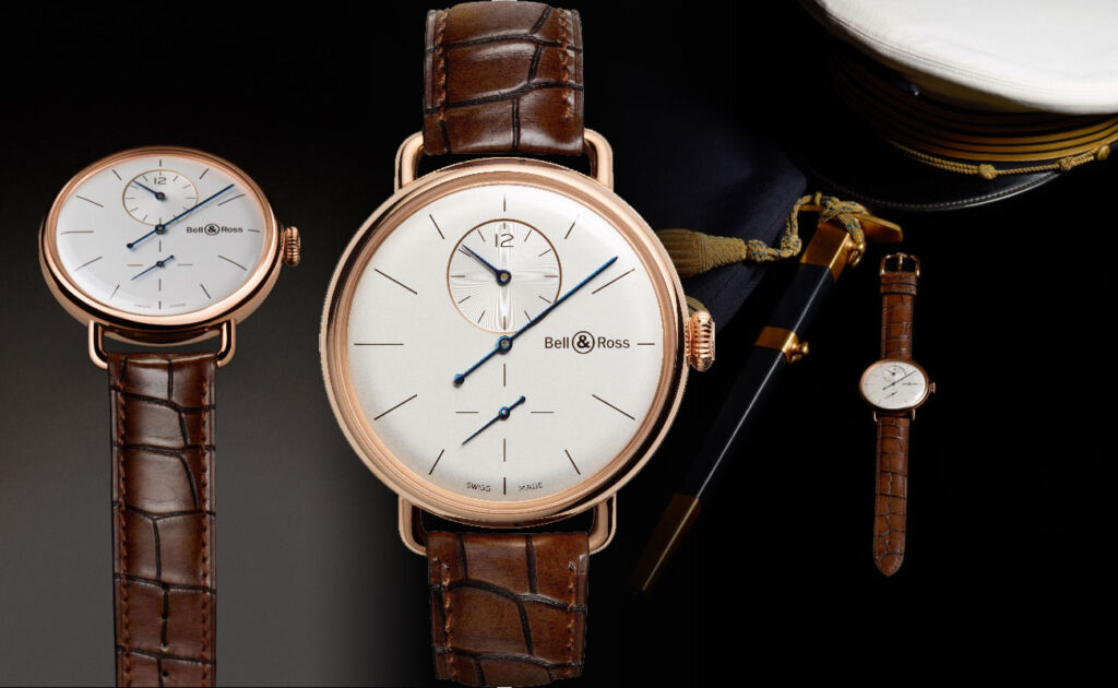 The Bell & Ross Vintage PW1 and WW1 Fob Watch and Wristwatch