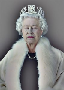 Chris Levine is the number one light artist in the world, most famous for his 2004 image Lightness of Being of the Queen with her eyes shut (currently being shown as part of the National Portrait Gallery's touring exhibition The Queen: Art and Image).