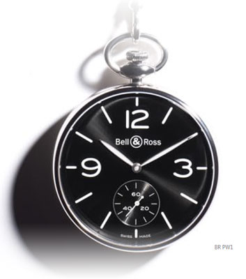 From pocket watch to wrist watch