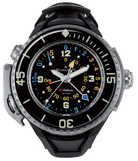 The Blancpain X Fathoms Divers watch