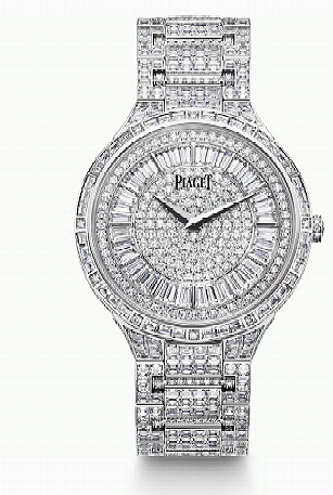 Piaget Dancer pièce exceptionnelle - The art of shining through time