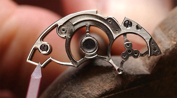 The world's oldest continuous watch company Vacheron Constantin reveals the fine art of Openworking and metal tracery