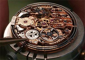 Vacheron Constantin explains the fine art of Openworking and metal tracery 7