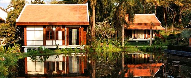 La Résidence Phou Vao in Luang Prabang