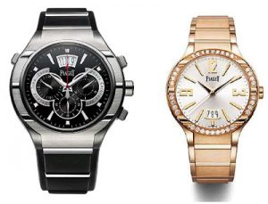 The new 2011 Piaget Polo watches and Polo FortyFive range of watches 4