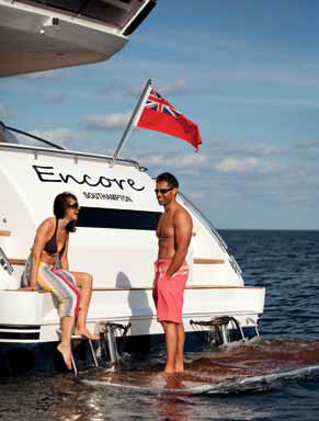 The new Princess 60 luxury cruiser from the Princess Flybridge range 6
