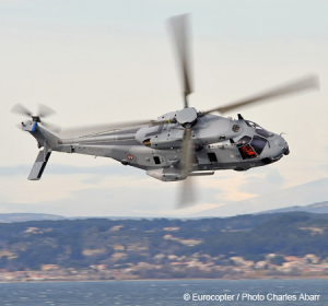 Eurocopter to showcase the EC175, NH90 and EC725 at the 2011 Dubai Airshow in November
