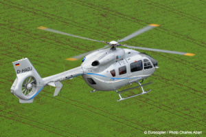 Eurocopter will exhibit five helicopters at the Dubai Airshow