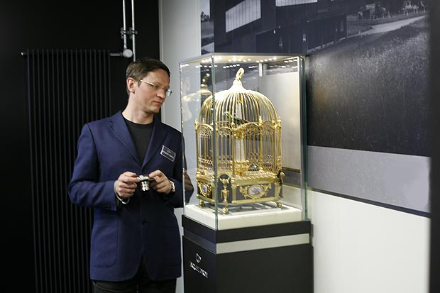 The Writer Automatron by Pierre Jaquet-Droz will become the Ambassador of Automates & Merveilles to China