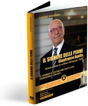 ll Signore delle Penne (The Lord of the Pens) the biography of Gianfranco Aquila