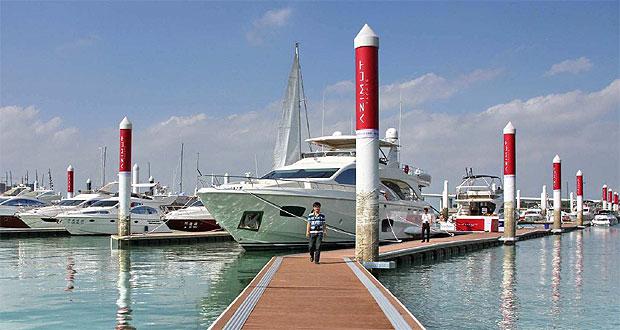 Azimut Yachts wins award at the 4th Xiamen International Boat Show