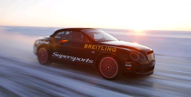 With winter upon us, Bentley Motors unveil their winter accessories range