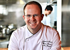 Chef de Cuisine Joe Palma