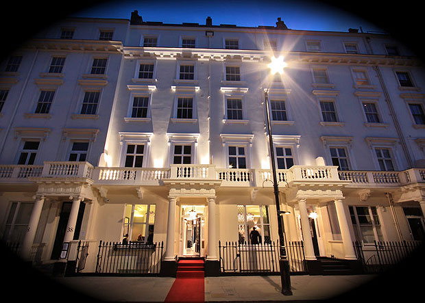 Eccleston Square Hotel is a high-tech haven in the heart of Central London that beguiles guests with luxurious products and futuristic gadgets