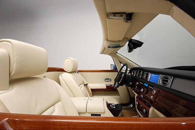 The Luxurious Interior of the Pininfarina Hyperion car