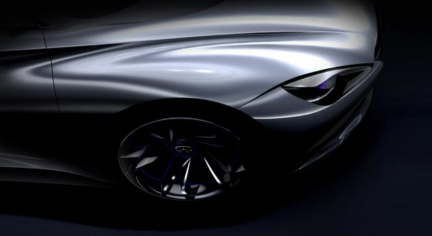 Last year, Infiniti unveiled a sketch of their first luxury electric car at the opening of their Centre in Piccadilly, London