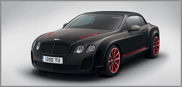 The Bentley Supersports ISR watch - a tribute to the record-breaking car driven by Juha Kankkunen