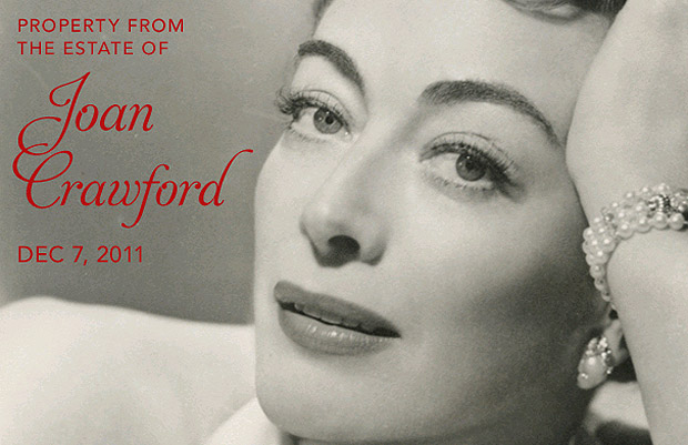 Doyle New York to auction property from the estate of Hollywood Icon Joan Crawford
