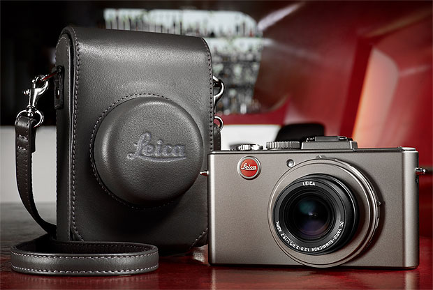 Leica unveils the Leica D-Lux 5 Titanium and Aluminium 'Special Edition' camera