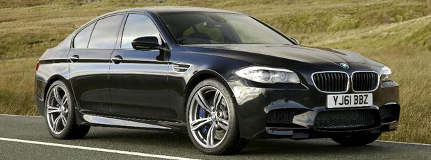 Introducing the latest version of BMWs Iconic Sports Saloon - The new BMW M5 Saloon