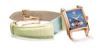 The Pininfarina Hyperion and Swiss watch maker Girard-Perregaux