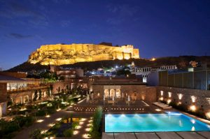 For those with an Eastern palate, there's RAAS hidden in Rajasthan's walled city Jodhpur