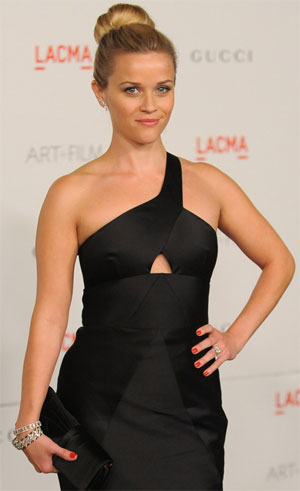 Reese Witherspoon wearing Van Cleef & Arpels at LACMA Art and Film Gala