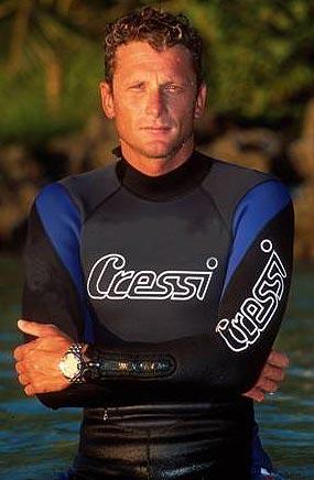 Champion Free Diver Umberto Pelizarri to host dives and dinners at Six Senses Laamu