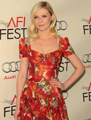 Kirsten Dunst dazzled on the red carpet at LACMA Art and Film Gala