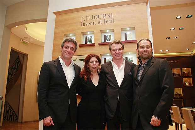 Official Opening of the first Espace F.P.Journe in Buenos Aires, Argentina