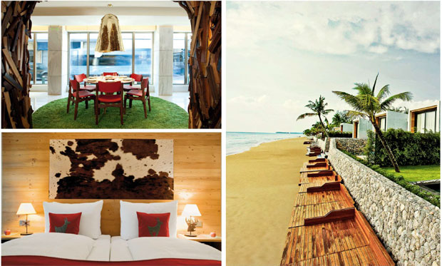 The Design Hotels Advent Calendar for Christmas - 24 Days of Spectacular Prizes!