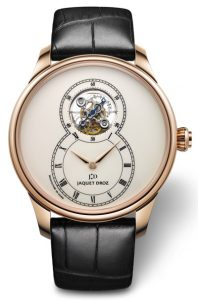 The New Jaquet Droz Tourbillon Complication - A Technical and Aesthetic Challenge