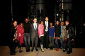 Movado Hosts the Alvin Ailey American Dance Theater for Derek Jeter's Turn 2 Foundation