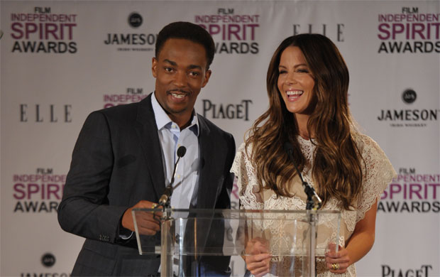 Kate Beckinsdale and Anthony Mackie kick off awards season announcements wearing Piaget