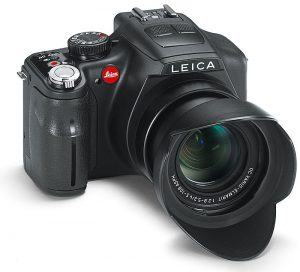 Leica Camera AG has unveiled the new Leica V-Lux 3 versatile all-round compact camera.