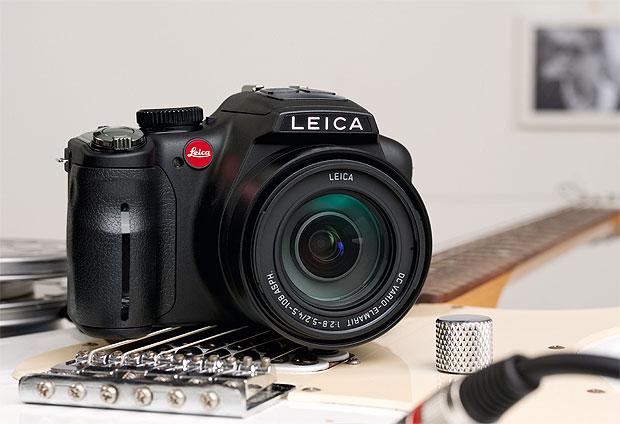Leica Cameras AG unveil the new Leica V-Lux 3 Super Zoom Compact Camera
