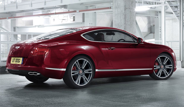 Bentley unveils the new Bentley Continental V8 range including the
