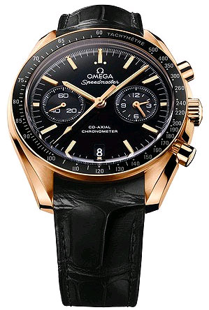 Omega Speedmaster Chronograph Co-Axial calibre 9301 a for Moonwatch Christmas 2011
