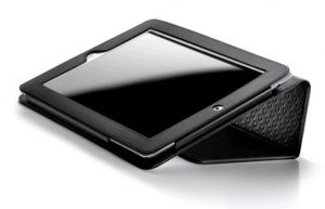 Omega's innovative Calf Leather iPad sleeve highlights the Fine Leather Collection