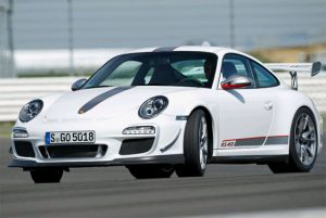 EVO Magazine named the Porsche 911 GT3 RS 4.0 it's Car of the Year