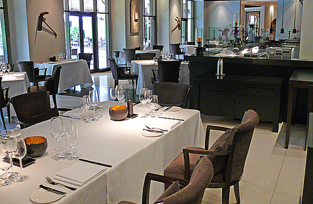 The Restaurant at the Club at Saujana Resort Review