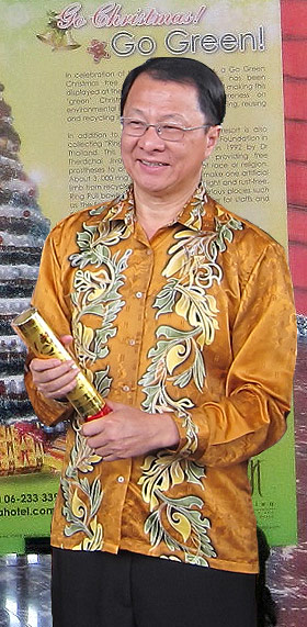 Luxurious Magazine talks to Philea Resort GM Ronald Choong