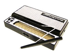 An original 1970s Stylophone as endorsed by Rolf Harris