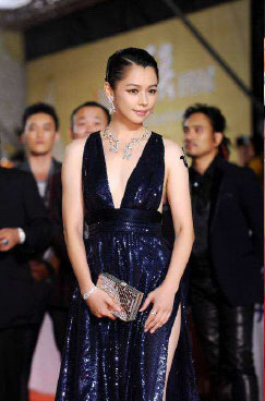 Vivian Hsu and Tang Wei Light Up the Taipei Golden Horse Film Festival wearing Piaget