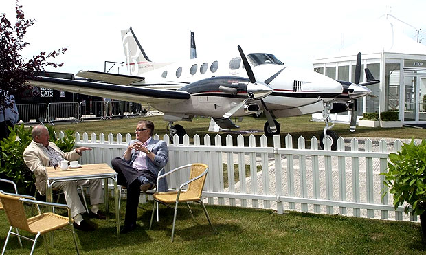 Goodwood Aviation Show will expand at this years 2012 Goodwood Festival of Speed.