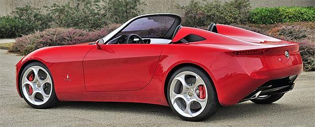 The award winning 2uettottanta ceoncept car by Pininfarina will be at the Qatar Motor Show
