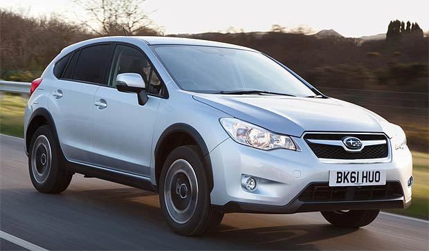 Subaru announces UK pricing for the 11 models in the new Subaru XV Crossover range